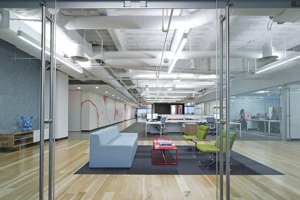 dream host - 6 Desain Kantor Interior Inspiratif Terbaik Yang Paling Banyak Ditiru