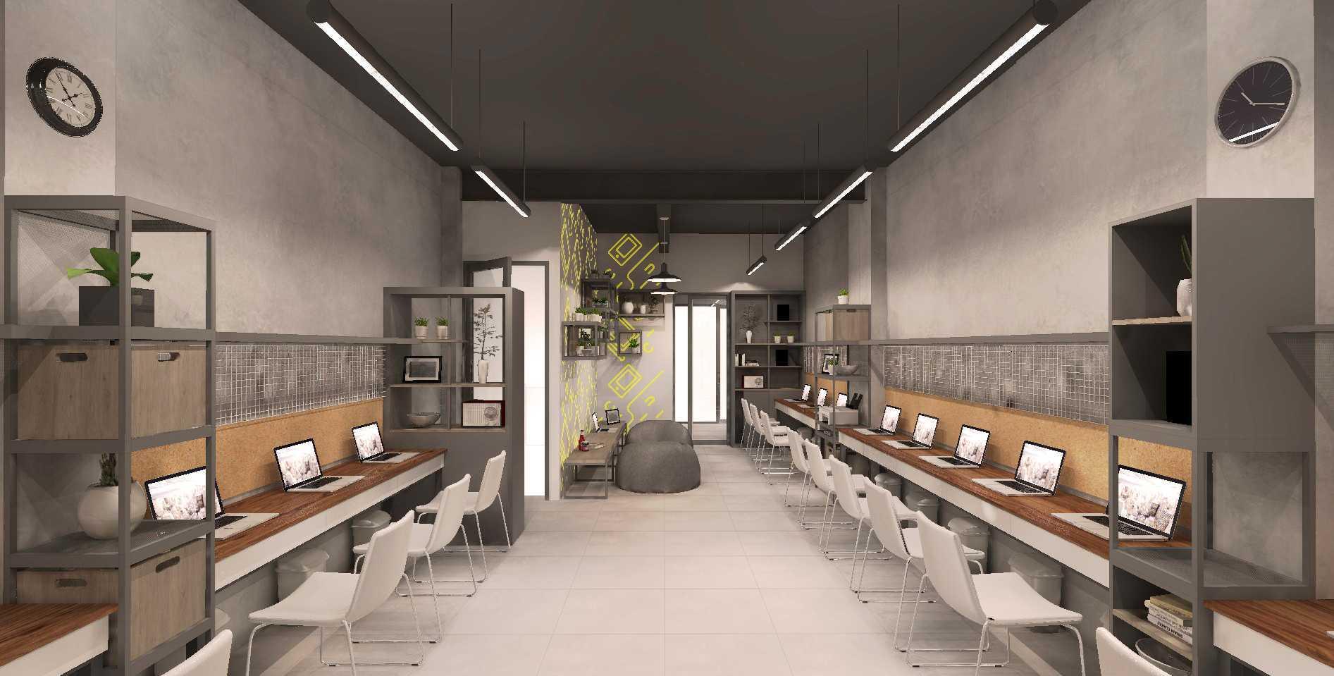 omeoo - 6 Desain Kantor Interior Inspiratif Terbaik Yang Paling Banyak Ditiru