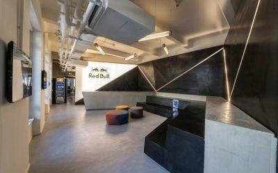 red bull office 400x250 - Informasi Sutomo Tower